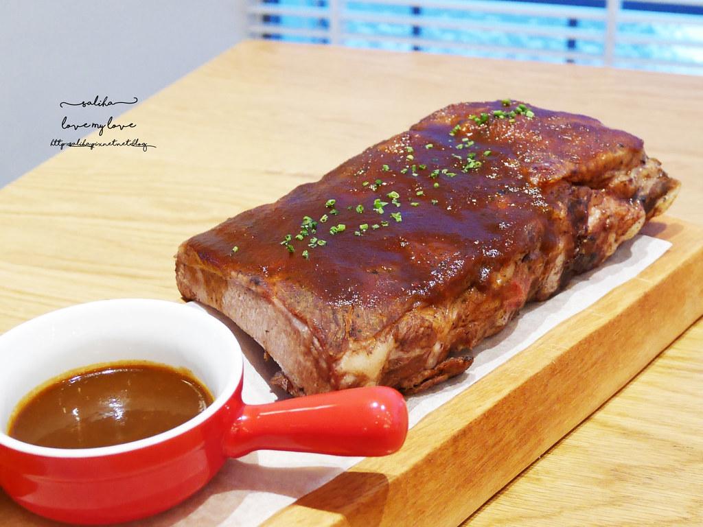 台北中山站Buttermilk摩登美式餐廳好吃豬肋排餐浪漫約會餐廳推薦 (2)