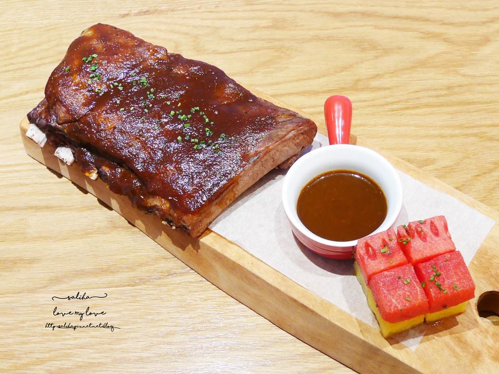 台北中山站Buttermilk摩登美式餐廳好吃豬肋排餐浪漫約會餐廳推薦 (1)