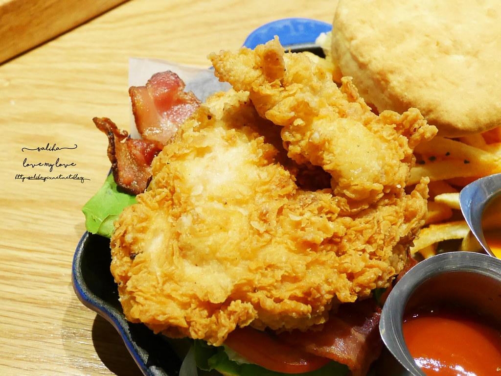 台北中山站Buttermilk摩登美式餐廳好吃炸雞
