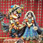 ISKCON Punjabi Bagh Deity Darshan 31 July 2019