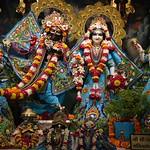 ISKCON Ujjain Deity Darshan 31 July 2019