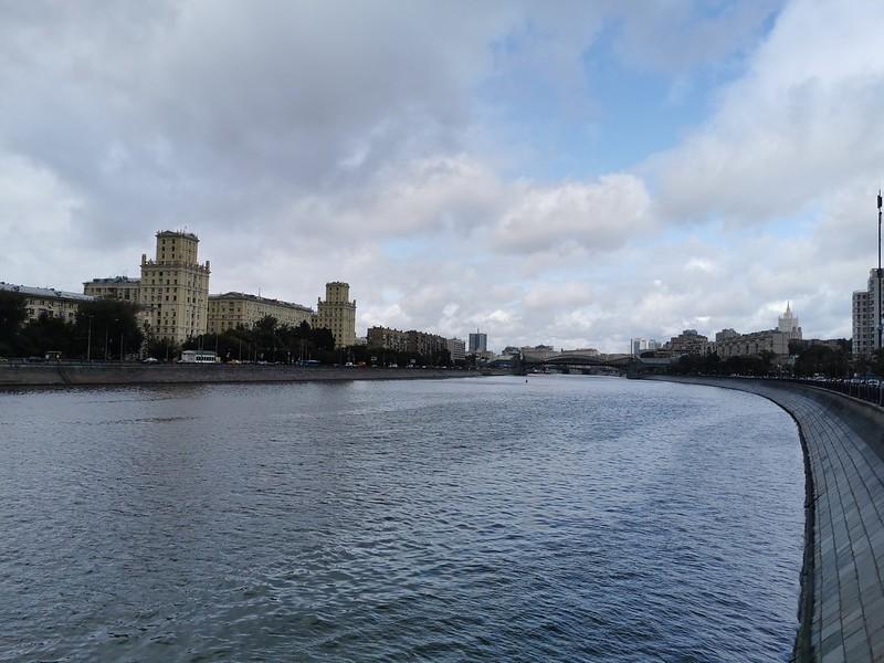 der Moskva Fluss