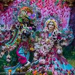 ISKCON Vrindavan Deity Darshan 31 July 2019