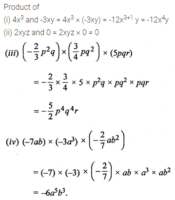 ML Aggarwal Class 8 Solutions for ICSE Maths Chapter 10