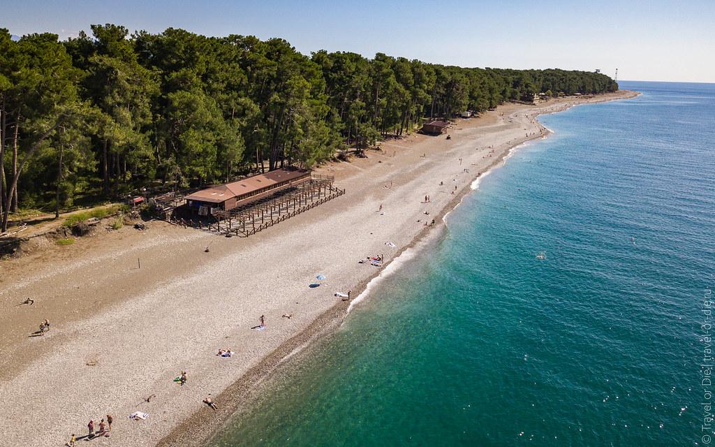 Pitsunda-Beach-пляж-Пицунда-Абхазия-mavic-0823
