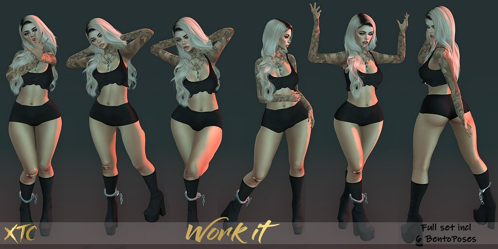 .Work It. Driftwood Aug