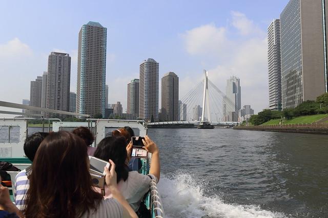 Sumida River Boat