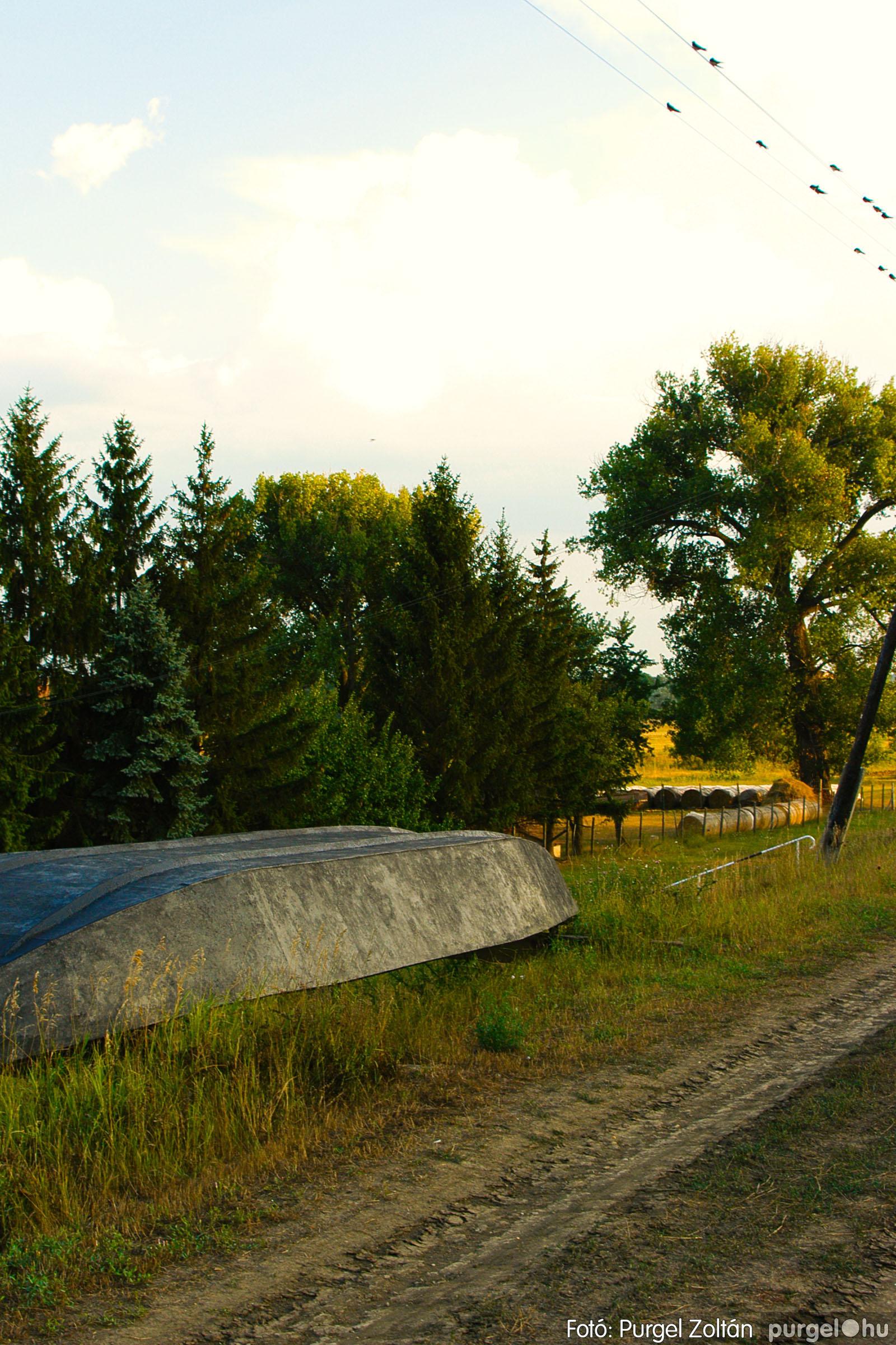 2003.08.01. 005 Naplemente előtt a Holt-Tiszán - Fotó:PURGEL ZOLTÁN© DSC_0006q.jpg