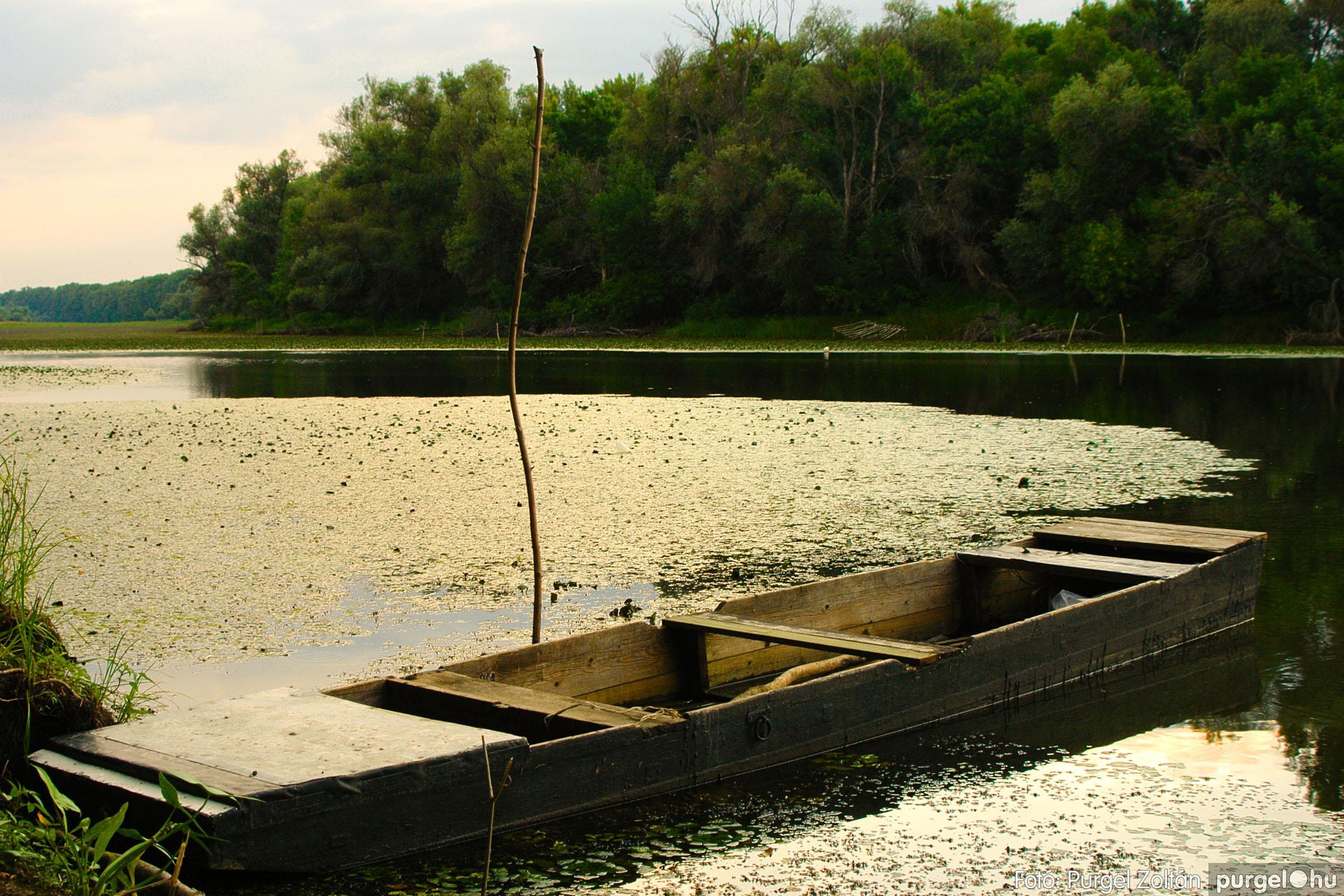 2003.08.01. 011 Naplemente előtt a Holt-Tiszán - Fotó:PURGEL ZOLTÁN© DSC_0018q.jpg