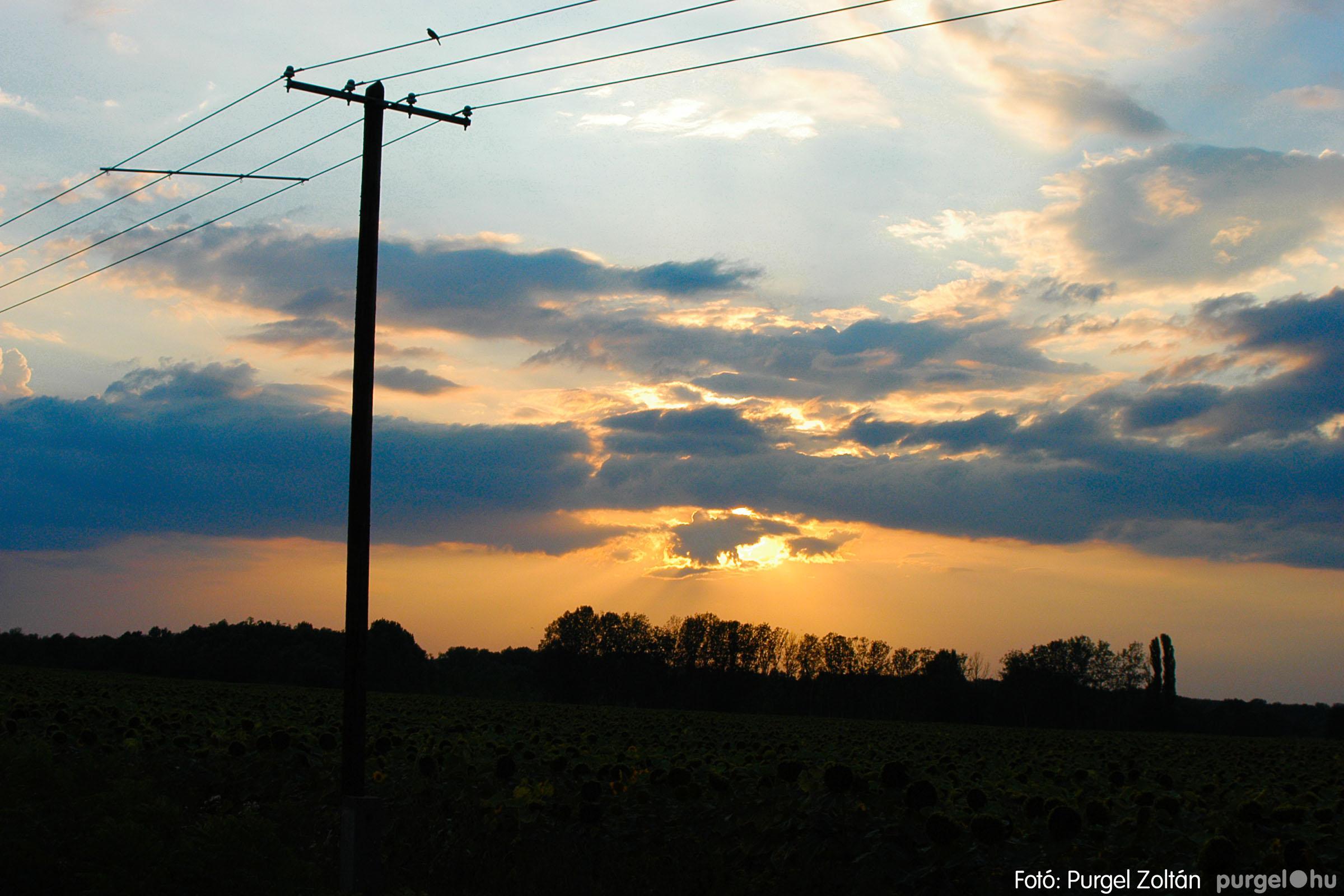 2003.08.01. 019 Naplemente előtt a Holt-Tiszán - Fotó:PURGEL ZOLTÁN© DSC_0037q.jpg
