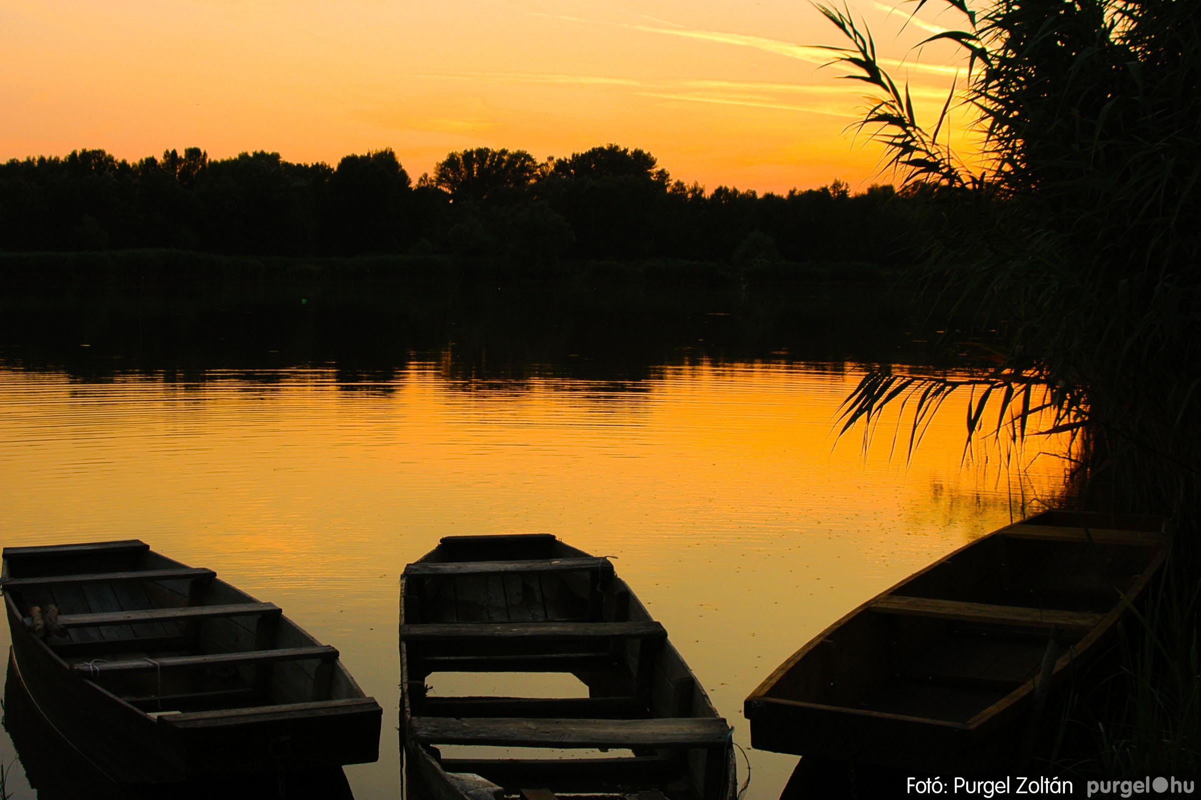 2003.08.09. 021 Augusztusi napnyugta a Lándoron - Fotó:PURGEL ZOLTÁN© DSC_0042q.jpg
