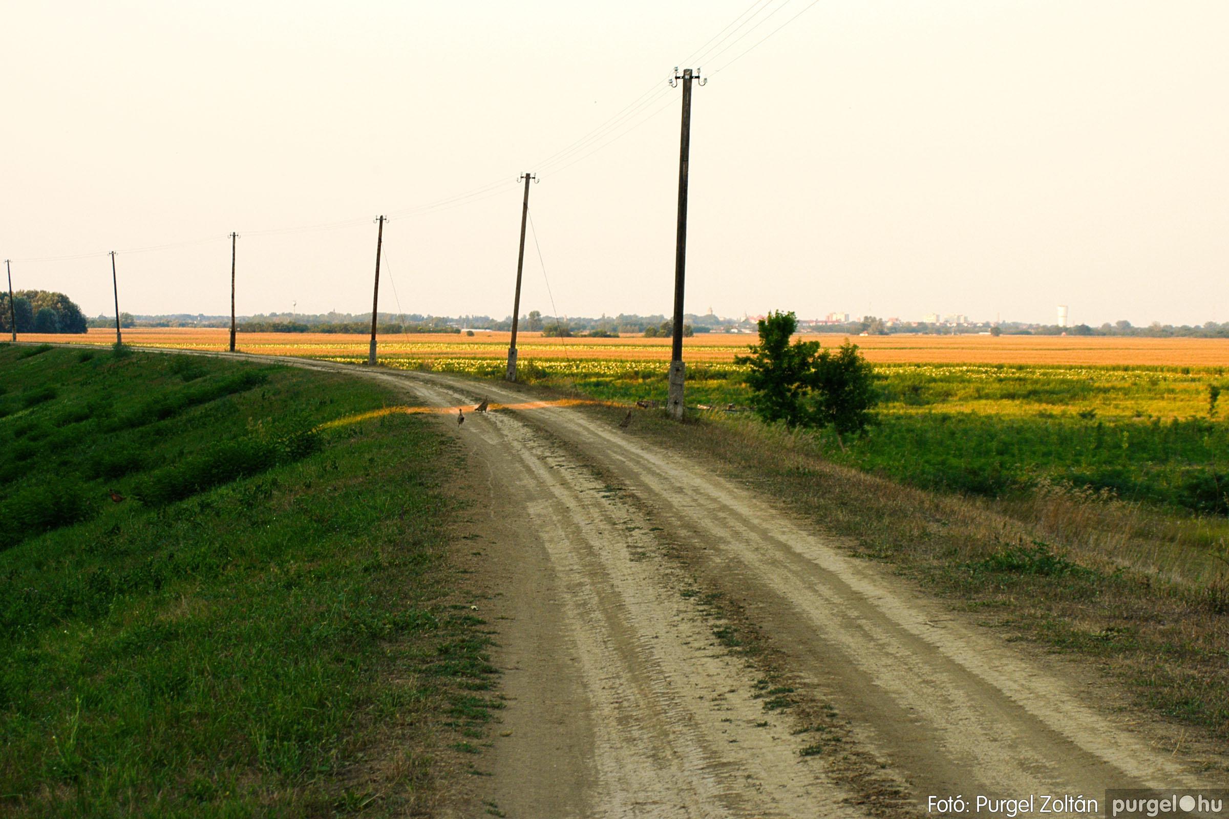2003.08.09. 012 Augusztusi napnyugta a Lándoron - Fotó:PURGEL ZOLTÁN© DSC_0018q.jpg