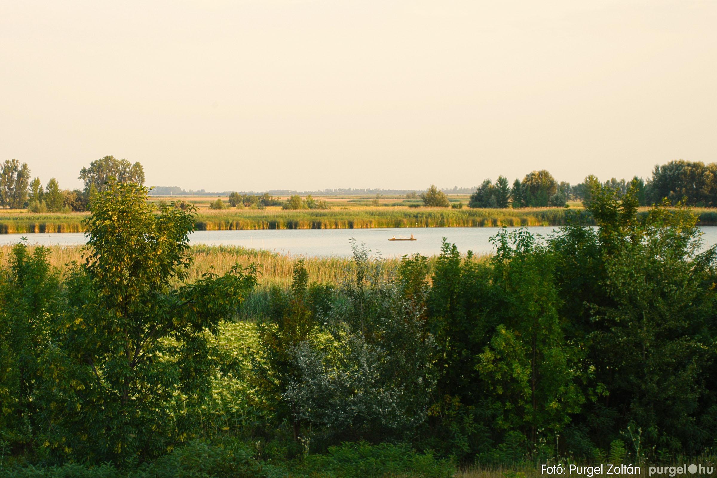 2003.08.09. 009 Augusztusi napnyugta a Lándoron - Fotó:PURGEL ZOLTÁN© DSC_0012q.jpg