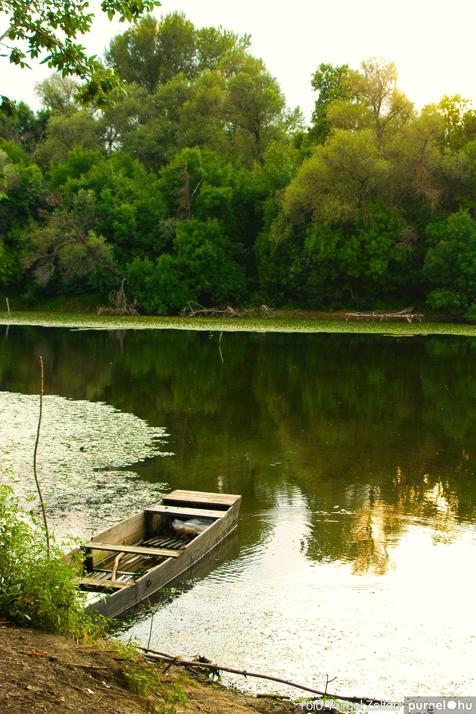 2003.08.01. 012 Naplemente előtt a Holt-Tiszán - Fotó:PURGEL ZOLTÁN© DSC_0020q.jpg