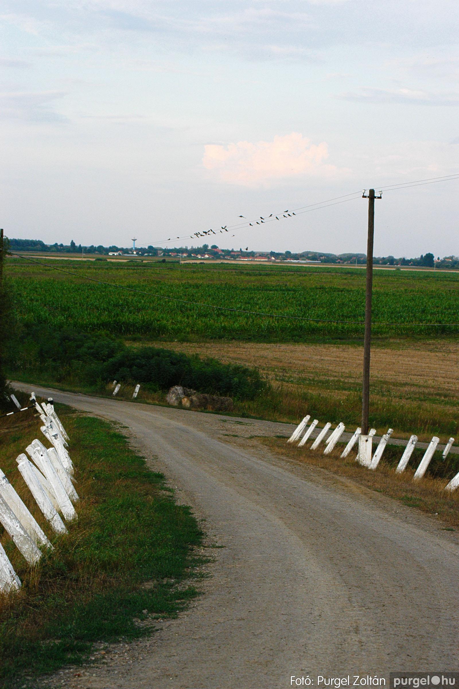 2003.08.01. 017 Naplemente előtt a Holt-Tiszán - Fotó:PURGEL ZOLTÁN© DSC_0034q.jpg