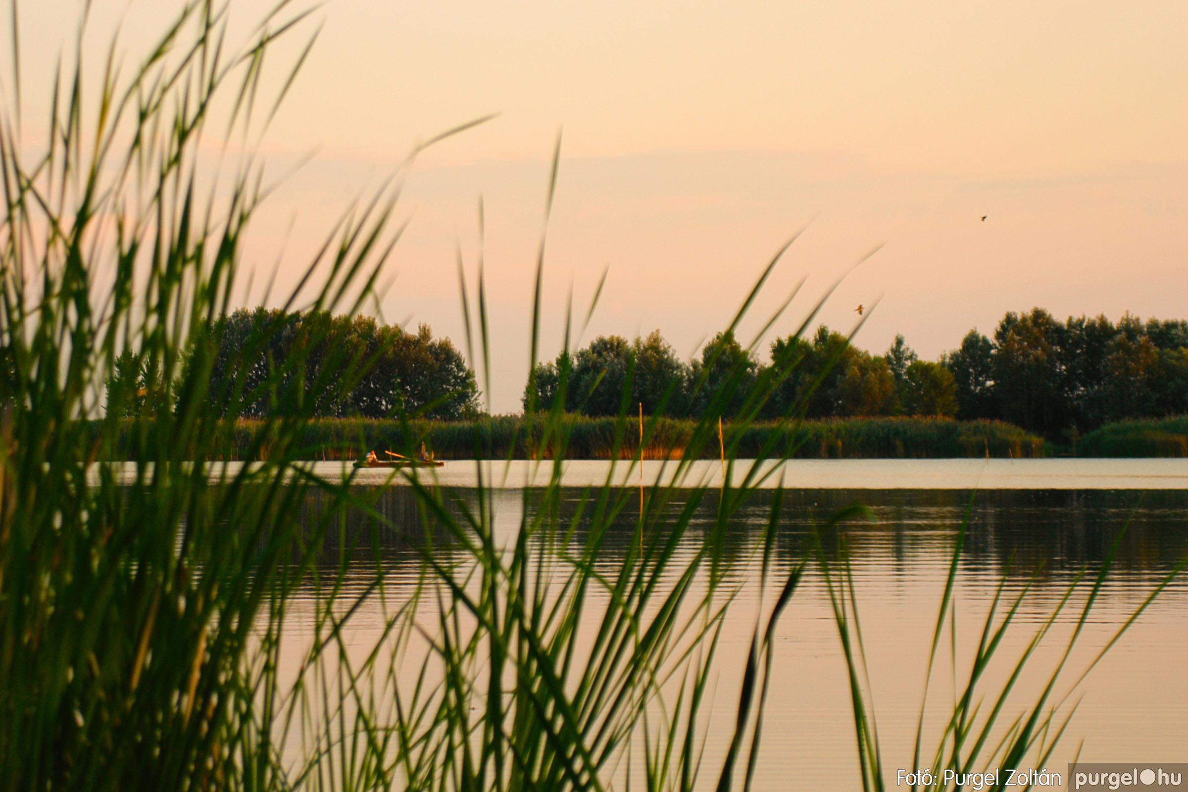 2003.08.09. 017 Augusztusi napnyugta a Lándoron - Fotó:PURGEL ZOLTÁN© DSC_0031q.jpg