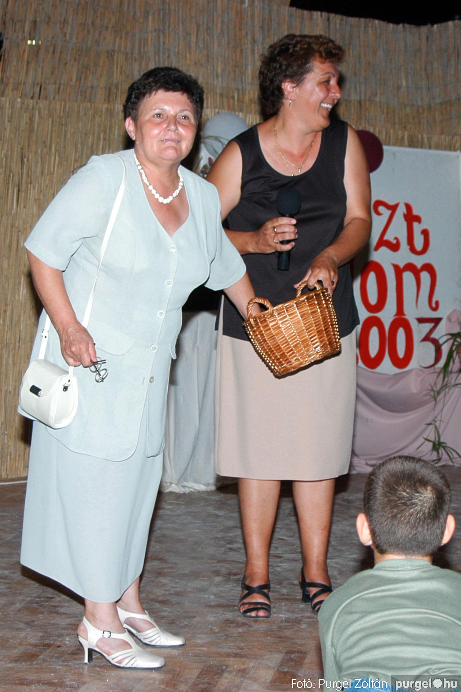 2003.08.16-17. 175 Szegvári falunapok 2003. Fotó:PURGEL ZOLTÁN© DSC_0250q.jpg
