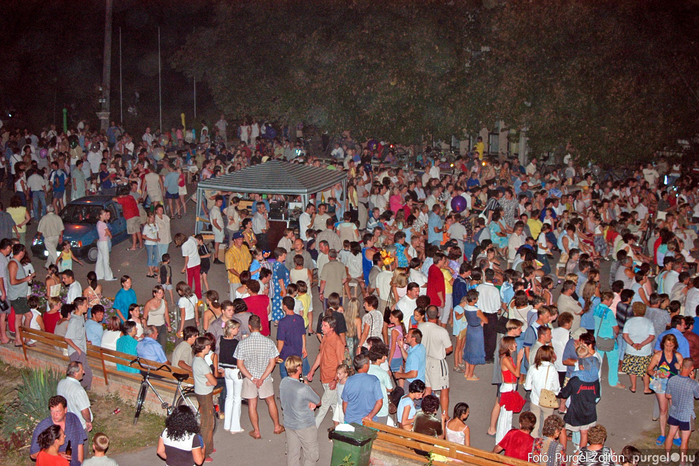 2003.08.16-17. 150 Szegvári falunapok 2003. Fotó:PURGEL ZOLTÁN© DSC_0199q.jpg