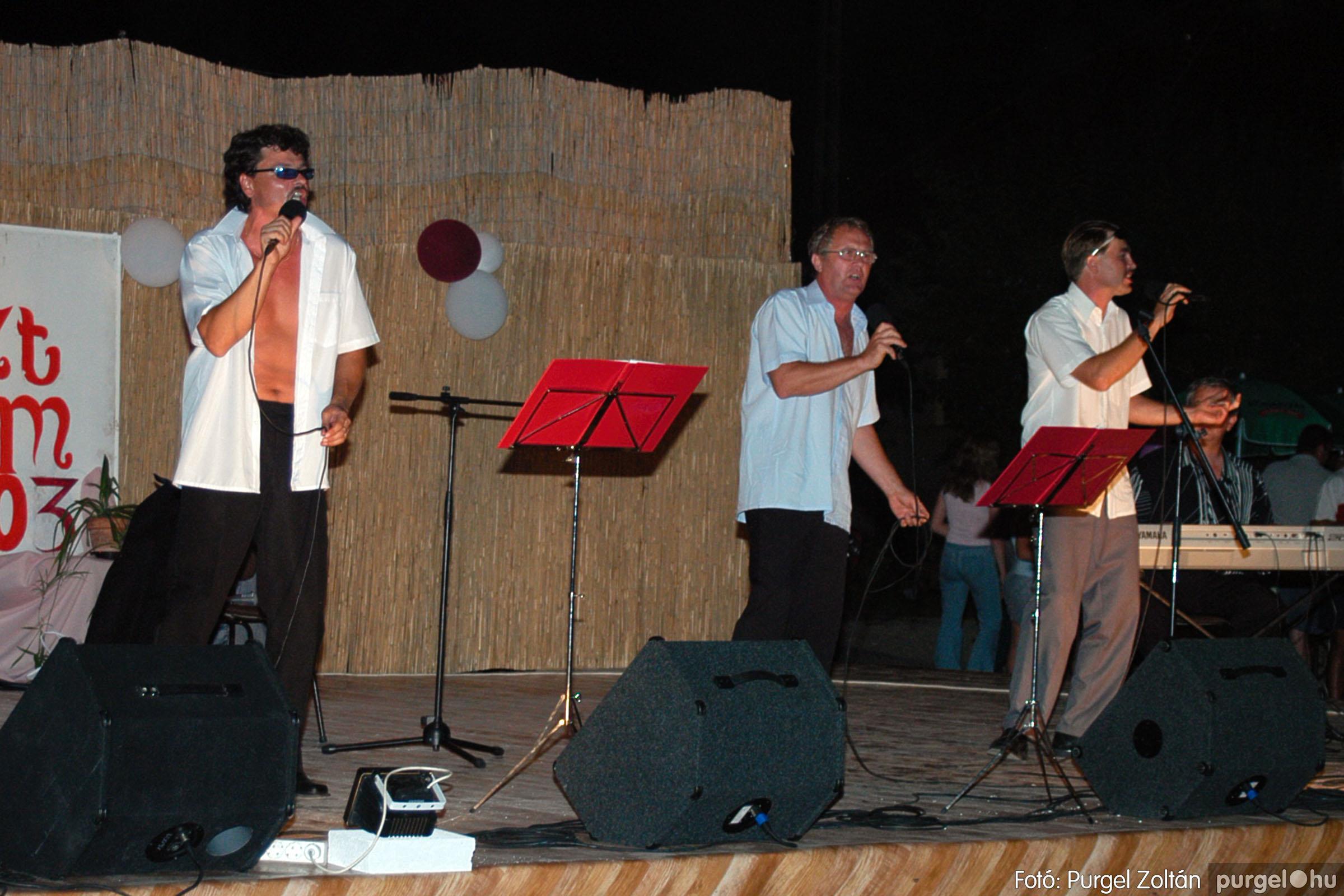 2003.08.16-17. 149 Szegvári falunapok 2003. Fotó:PURGEL ZOLTÁN© DSC_0197q.jpg