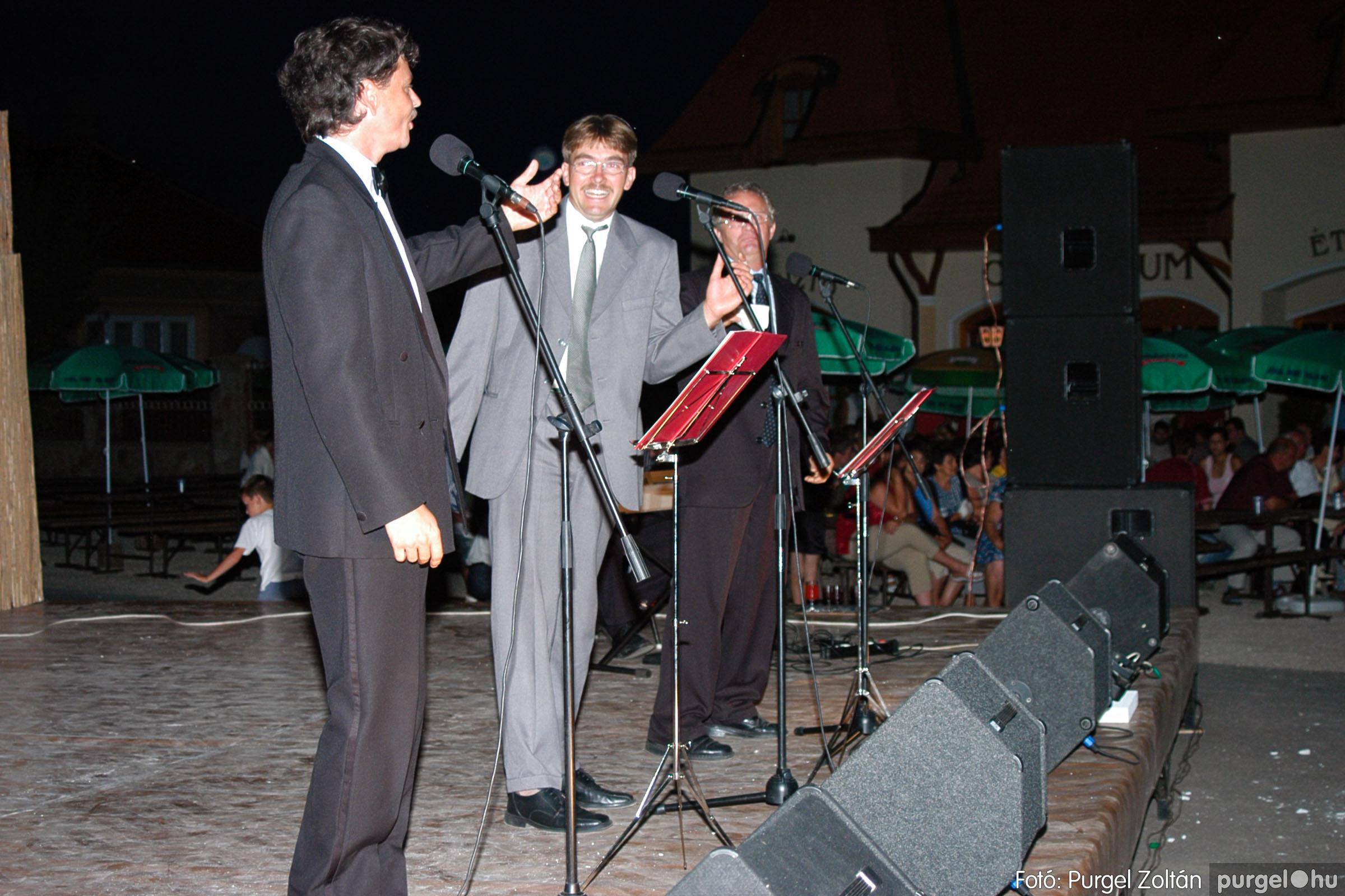 2003.08.16-17. 142 Szegvári falunapok 2003. Fotó:PURGEL ZOLTÁN© DSC_0190q.jpg