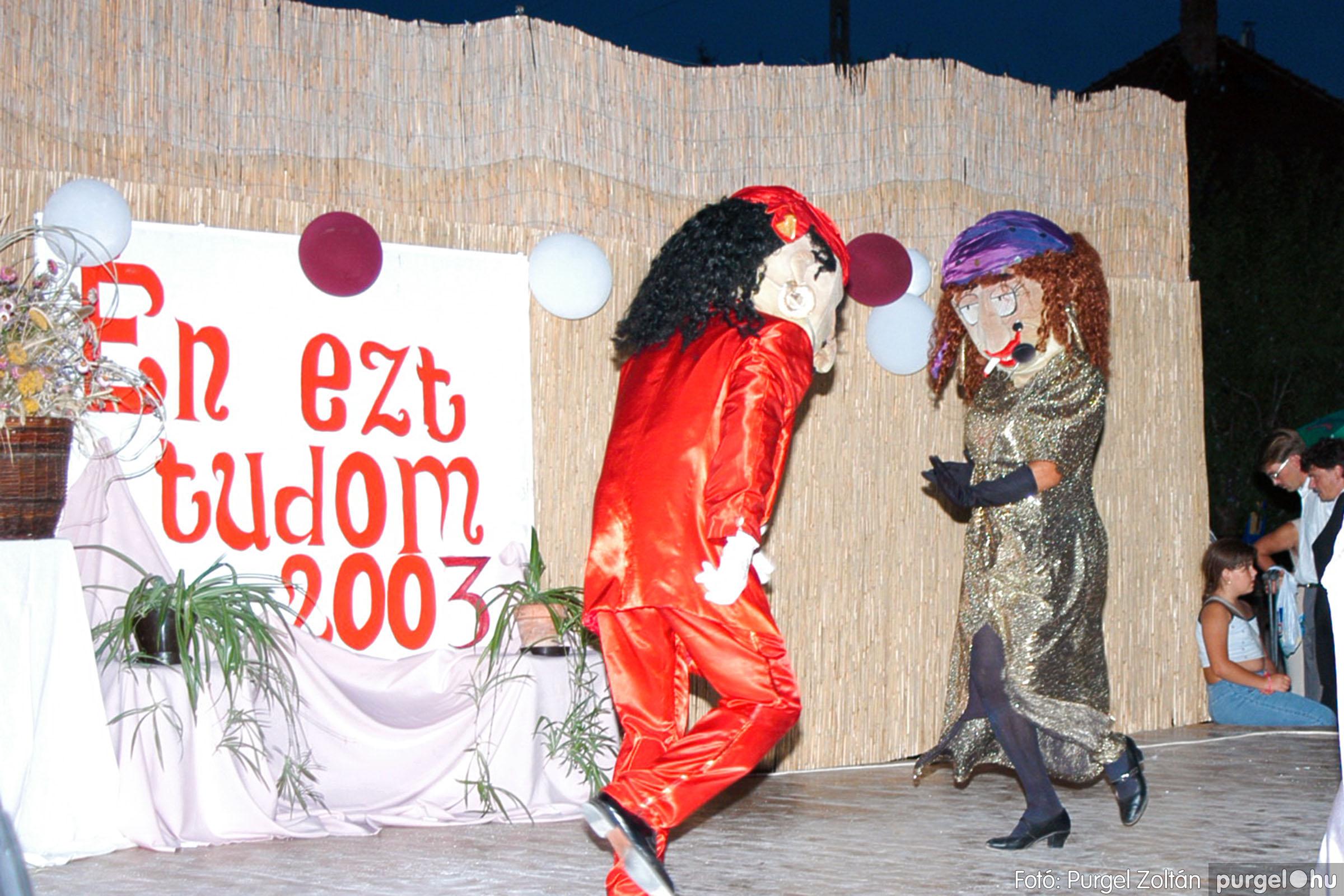 2003.08.16-17. 134 Szegvári falunapok 2003. Fotó:PURGEL ZOLTÁN© DSC_0180q.jpg
