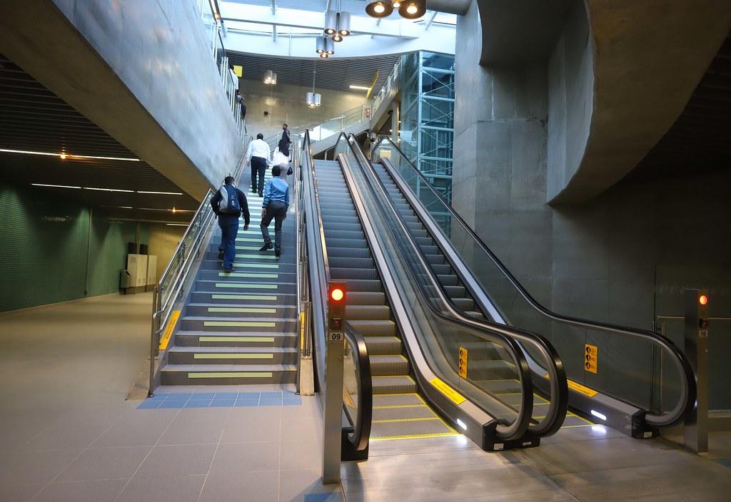 Entrega do acesso Clínicas da Estação Oscar Freire aos passageiros da Linha 4-Amarela