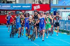 Do Karlových Varů opět zamíří hvězdy světového triatlonu