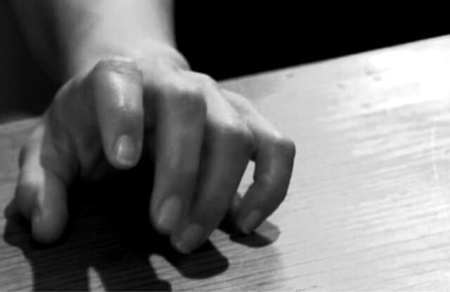 My impatient hand