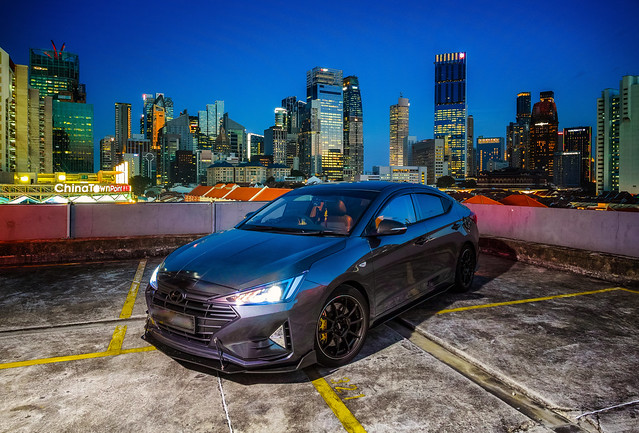 city automobile
