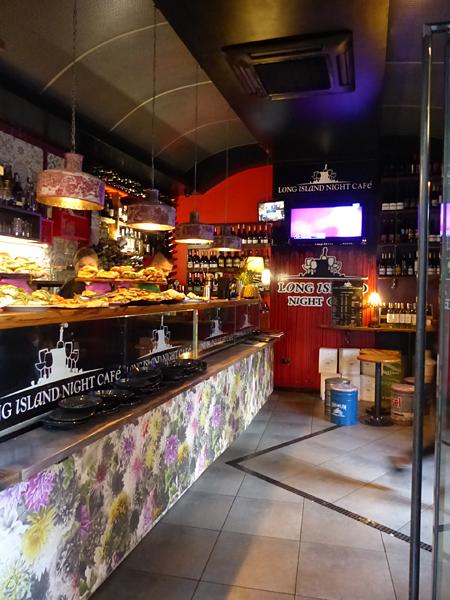 long island night café