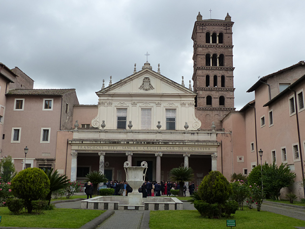 basilique sainte cécile
