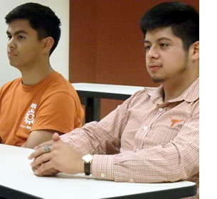 Summer Leadership Academy Students