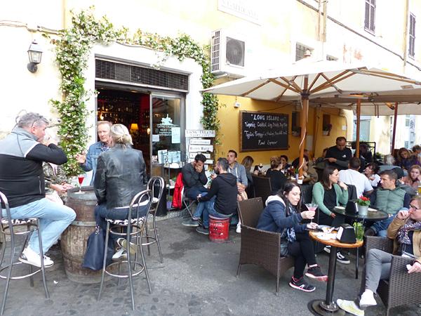 long island café