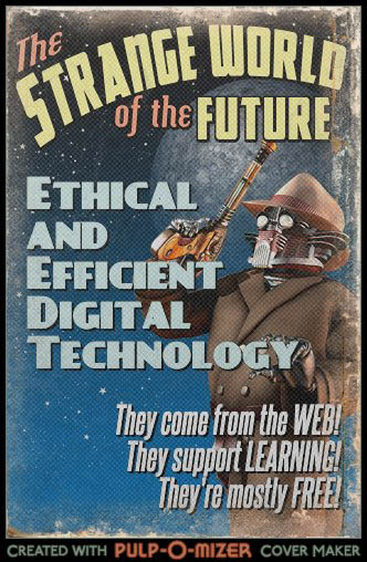 Ethical and Efficient Digital Technology