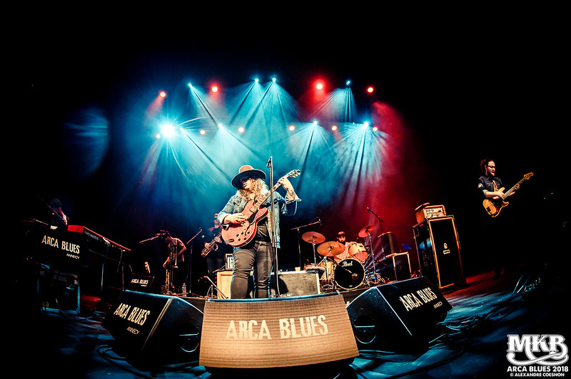 THE MARCUS KING BAND | Arca Blues, Annecy, 12.10.2018