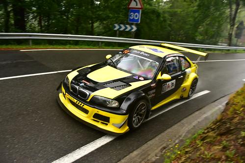 Joseph Duperou, BMW M3 GTR, XIV Subida a Udana