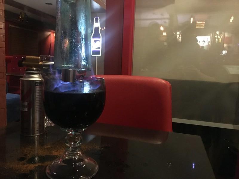 HidN Lounge, Tomas Morato