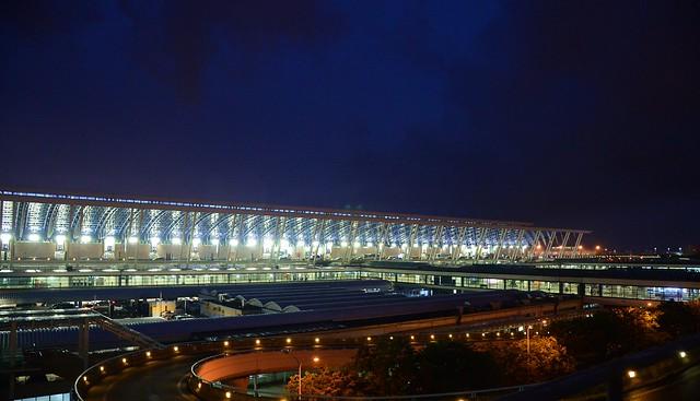 Shanghai - Pudong Airport Terminal 1