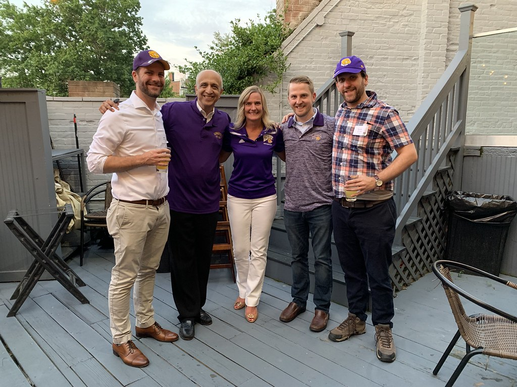 Boston Alumni & Friends Social, 7/16/19