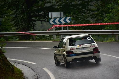 Iker Errasti, Citroën Saxo VTS, XIV Subida a Udana