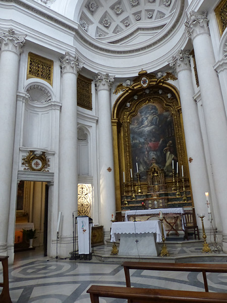 église des quatre fontaines