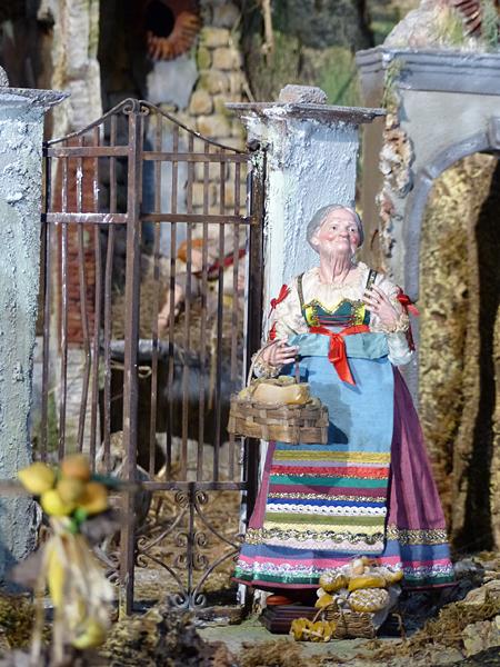 vieille crèche saint ignace
