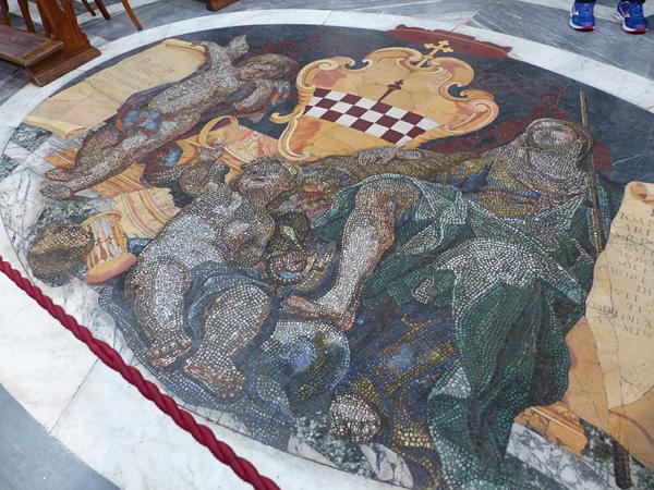mosaïque saint andré