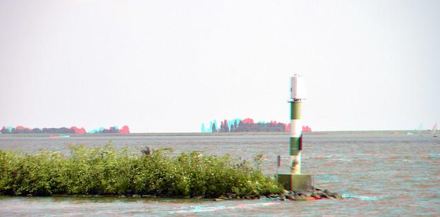 Hoorn IJsselmeer 3D