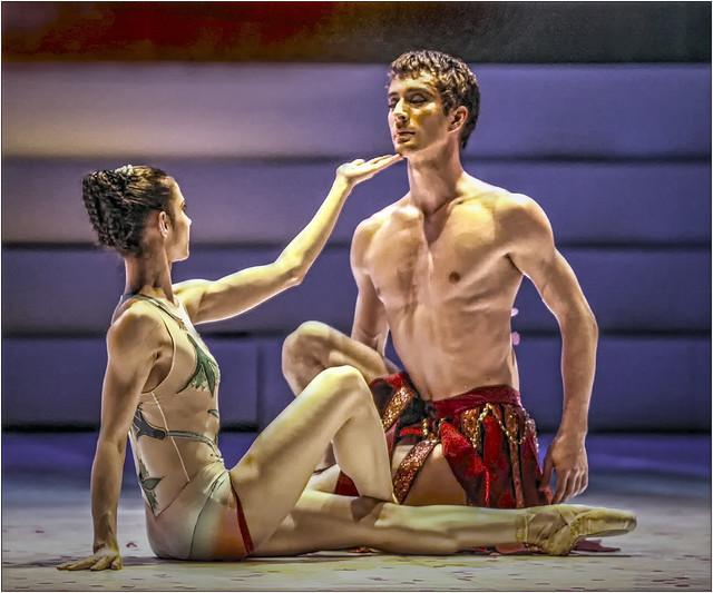northern ballet: cleopatra 195