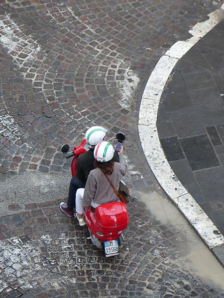 cyclistes italiens