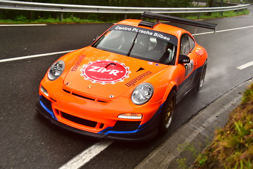 Iñaki Alberdi, Porsche 911 GT3, XIV Subida a Udana