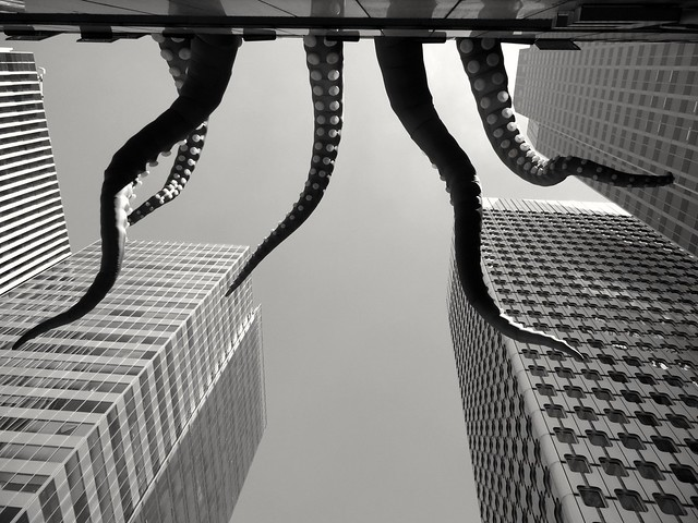 Peur sur la ville..Fear on the city...