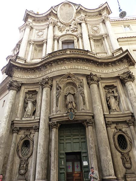 saint charles des 4 fontaines