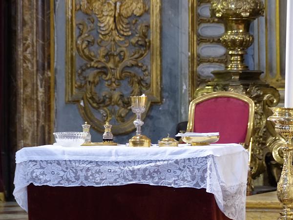 messe à saint ignace